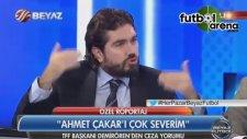Rasim Ozan: 'Emenike ben karı istirem diyor'