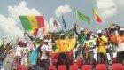 Afrika Kupasında Renkli Görüntüler