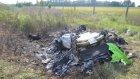 Lamborghini Huracan ile 310 km/s hızla kaza yaptı