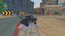 Cars 2 - Mater ile Londra Yarışı (Araba Oyunları)