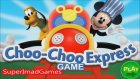 Miki Fare - Tren Macerası 6 (Çocuk Oyunları)