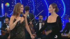 Sibel Can - Hülya Avşar Dans Show
