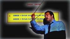 KPSS Animasyon ve Pratik Metotlar ile Matematik - Obeb Okek - Uzaktan Eğitim
