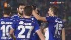 Emre Belözoğlunun harika asistinde Mehmet Topuzun golu