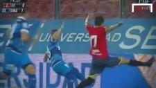 Şili Liginde Usta İşi Mükemmel Gol