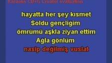 Demet Akalın - Nasip Degilmiş (Karaoke)