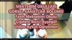 Mektebim Okulları Görsel Sanatlar Bölümü Fatih Mektebim Okulu