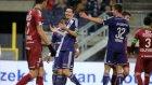 Anderlecht 4-2 Waregem - Maç Özeti (21.1.2015)