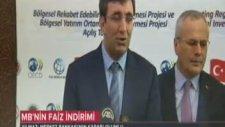 Kalkınma Bakanı Cevdet Yılmaz basın mensuplarının sorularını yanıtladı