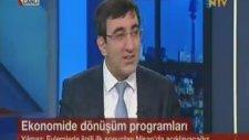 Kalkınma Bakanı Cevdet Yılmaz, NTV'ye özel röportaj verdi