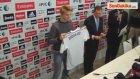 Real Madrid, Odegaardı Basına Tanıttı
