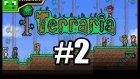 Kutsal Görev - Terraria - Bölüm 2 - Mağaraya İniyoruz