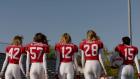 Victorias Secret melekleri futbol oynadı