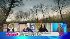 Tolgahan Sayışman Amine Gülşe İle Aşk Yaşıyor