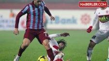 Trabzonspor, Sivassporu 3-1 Yendi