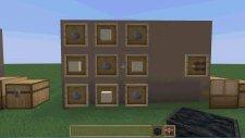 Minecraft Örs Ender Sandığı Büyü Masası TNT Yapımı