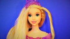 Rapunzel Barbie Bebek - EvcilikTV Oyuncak Oyunları