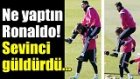 Ronaldo Şov Devam Ediyor