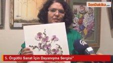 5. Örgütlü Sanat İçin Dayanışma Sergisi