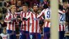 Atl. Madrid 3 - 1 Vallecano - Maç Özeti (24.1.2015)