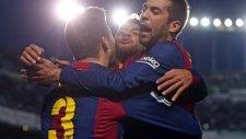 Elche 0-6 Barcelona - Maç Özeti (24.1.2015)