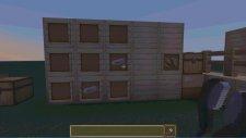 Minecraft Makas , Demir Parmaklık , Olta Yapımı