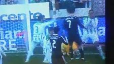 Ronaldo Oyundan Böyle Atıldı