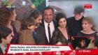 Sinan Özen Yeğeni Barkın Özenle Film Galasında Pazar Sürprizi