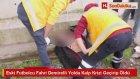 Eski Futbolcu Fahri Demirelli Yolda Kalp Krizi Geçirip Öldü