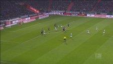 Trabzonspor ile anlaştığı iddia edilen Junuzovicten müthiş frikik