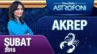 AKREP burcu aylık yorumu Şubat 2015