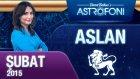 ASLAN burcu aylık yorumu Şubat 2015