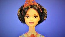 Pamuk Prenses Barbie Oyuncak Bebek -  EvcilikTV Oyuncak Oyunları
