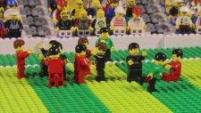 Cantonanın yıllar önce attığı uçan tekme legolarla canlandı