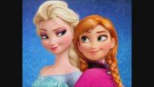 Frozen (Karlar Ülkesi) - Kardan Adam Yapmak İster Misin? (Şarkı Sözleri İle)