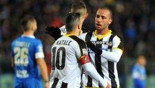 Empoli 1-2 Udinese - Maç Özeti (26.1.2015)