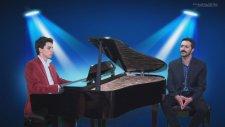 Eski Dostlar Piyano Solo Nostaljik Şarkı Beste Gültekin Çeki Güfte Hayri Mumcu Makam Rast Usül Yürük