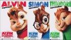 Gülay - Alvin (Cesaretin Var Mı Aşka) Sincaplar