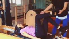 Nişantaşı pilates stüdyomuzda Ekin Olcayto