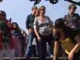 Hamilelerden Break Dans