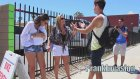 Kissing Prank - Heads I Win Tails You Lose