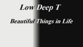 Low Deep T - Beautiful Things In Life & Dance-Mix