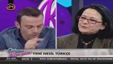 Zarafet Uzmanı Gökhan Dumanlı Kanal 24'de Ortaya Konuşalım Programının Konuğu...
