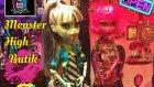 Monster High Butik (Frankie Stein)