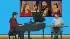 Muhteşem Yüzyıl Jenerik Müziği Piyano Kanun Dizi Film Müzik Kanuni Sultan Süleyman Hürrem Padişahı