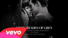 Sia - Salted Wound (Fifty Shades Of Grey Soundtrack)