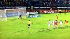 Trabzonlu Constant'tan Panenka penaltısı