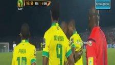 Afrika Uluslar Kupası'na Damga Vuran Mükemmel Gol