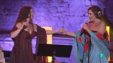 Dulce Pontes & Estrella Morente Canção do Mar- Premios Ceres Teatro 2013