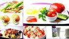 Kahvaltıda yediklerim ve Kalorileri - Food Diary